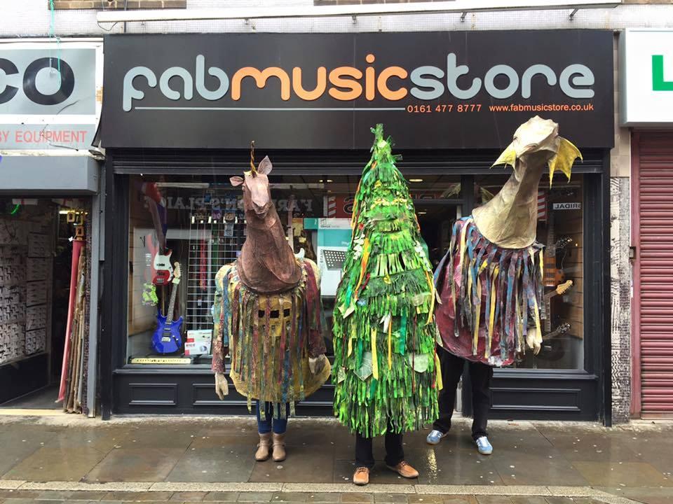 Stockport Old Town Folk Festival