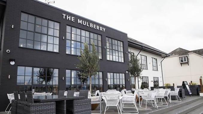 Mulberry Conwy Food Menu