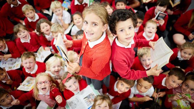 Cavendish Community Primary School Tops Summer Reading