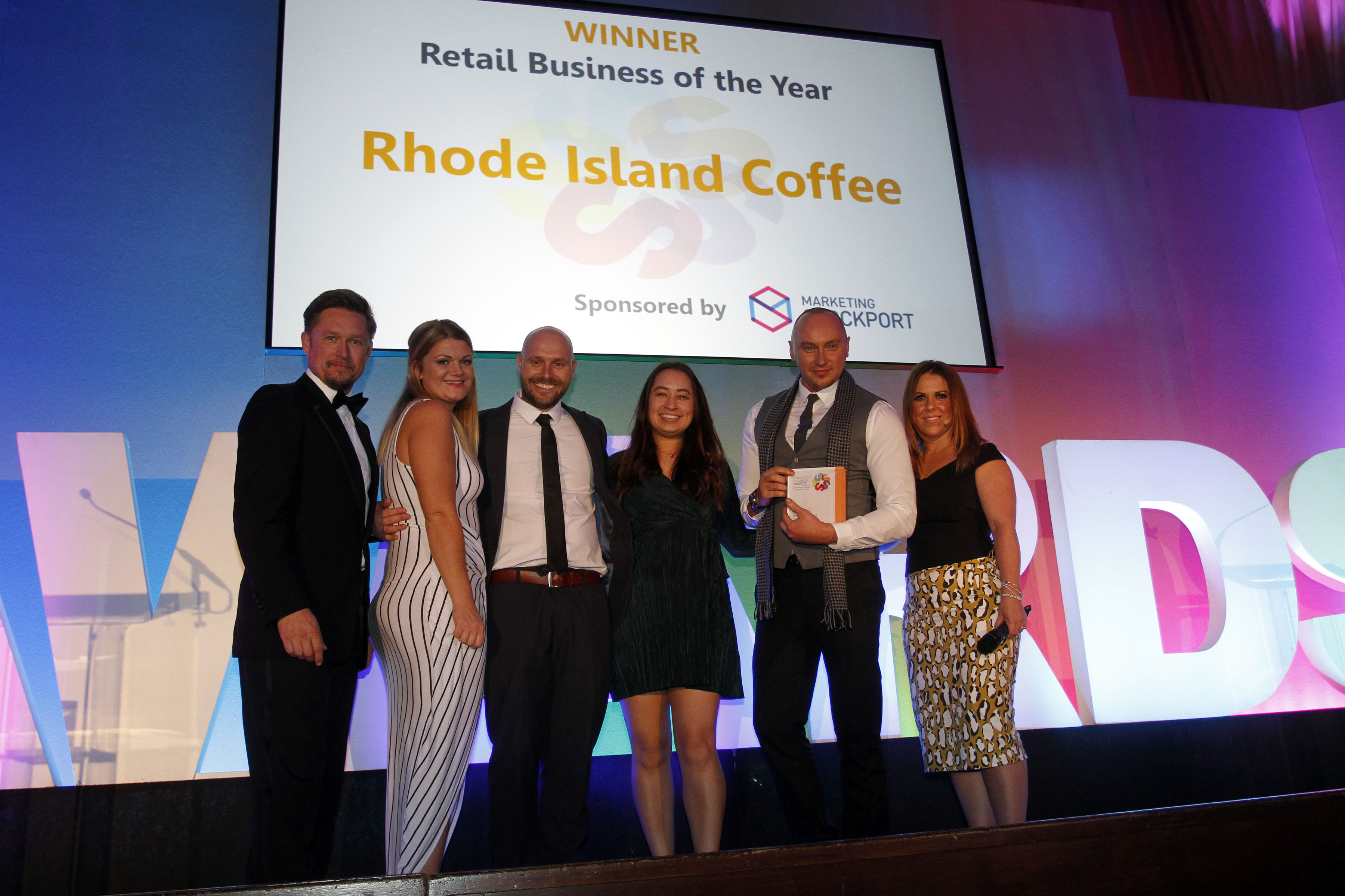Rhode Island Coffee Stockport