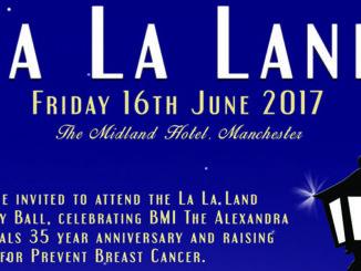 La La Land BMI Charity Ball