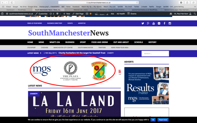 South Manchester Digital Partner