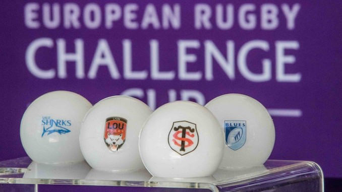 Champions Cup and Challenge Cup Pool Draws