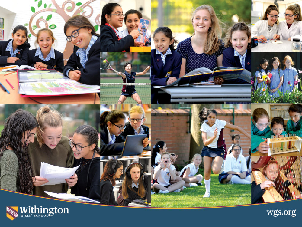 Withington Girls' School logo